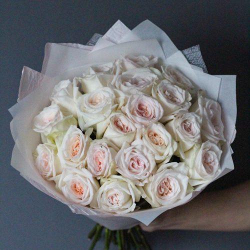 Пионовидные розы с доставкой по москве
